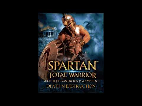 Spartan Total Warrior OST - Death 'n Destruction