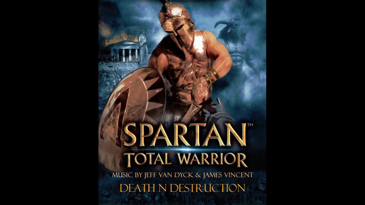 God Of War Vs Spartan Total Warrior The Dopefish