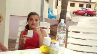 Первая помощь при пищевом отравлении детей
