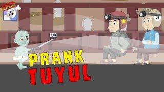 Prank Tuyul Ashiaap☠Tuyul Kena Prank Sendiri☠Funny Cartoon☠Musim 2☠Horor Lucu Episode 10