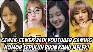 Sepuluh (10) Youtuber Gaming Cewek Paling Terkenal di Indonesia