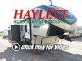HaylettRV - 2018 Cougar Half Ton 29RKS Rear & Outside Kitchen Fifth Wheel RV