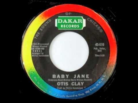 Otis Clay-Baby Jane 1969