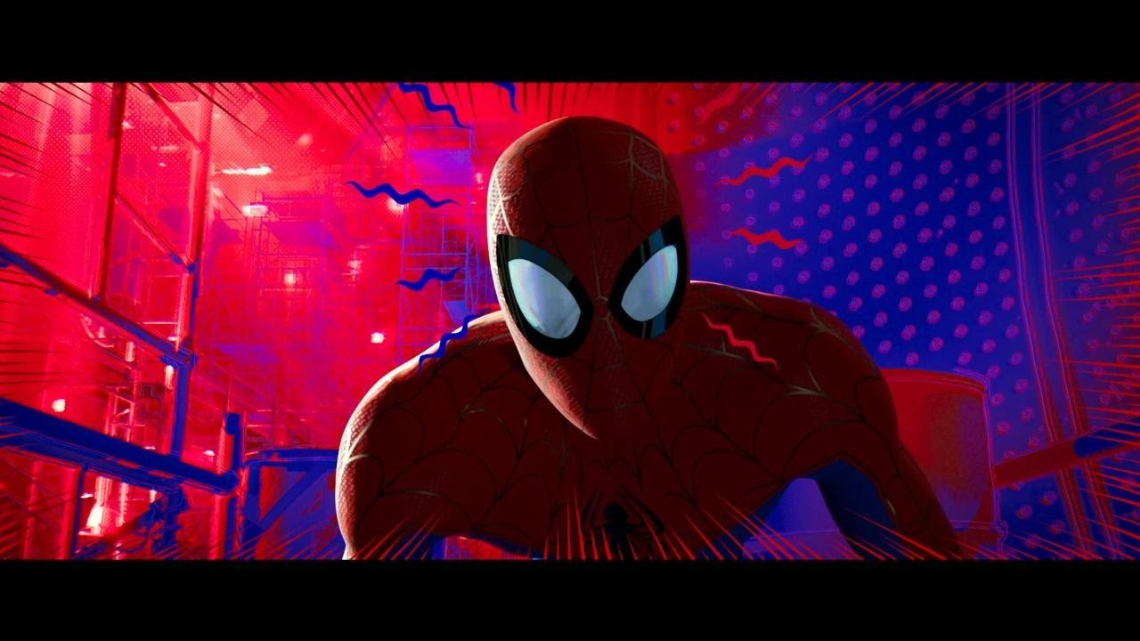 spider-man: into the spider-verse | official trailer - youtube