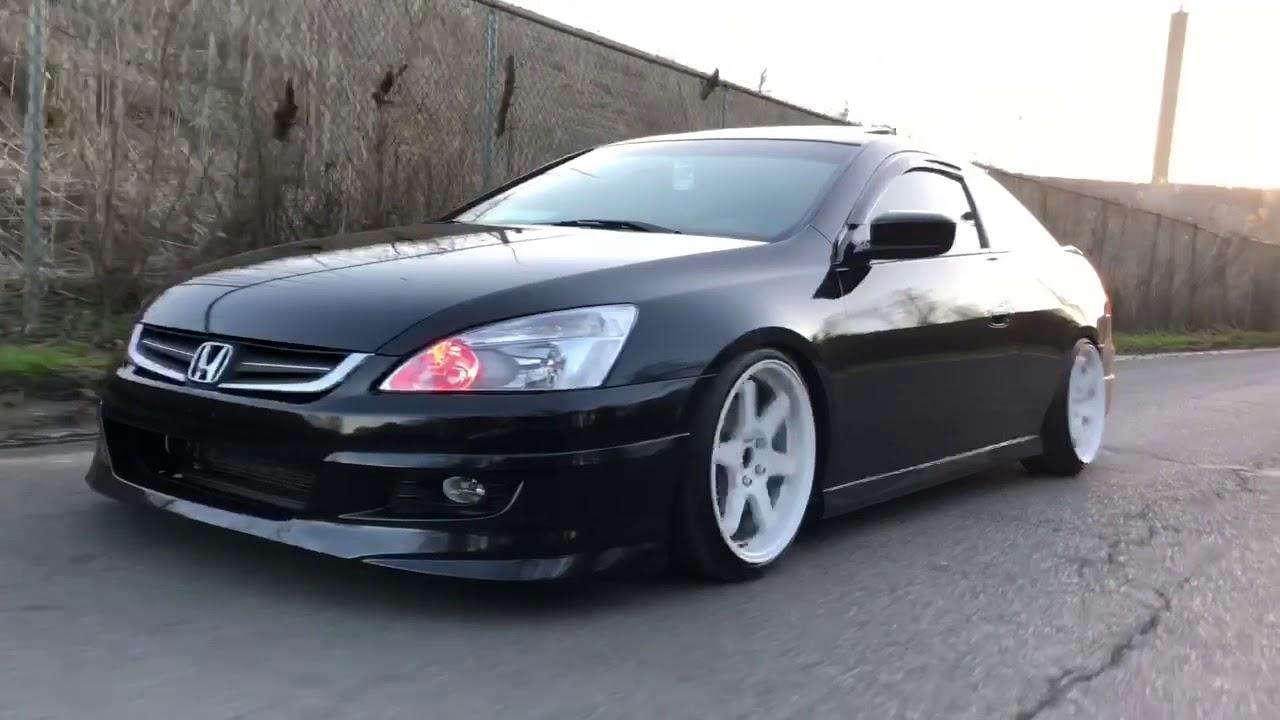 JDM 7th Gen Honda Accord Coupe   HFP Lip Kit   @yungsoyx