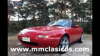 MM CLASICOS MAZDA MIATA MX 5 1991