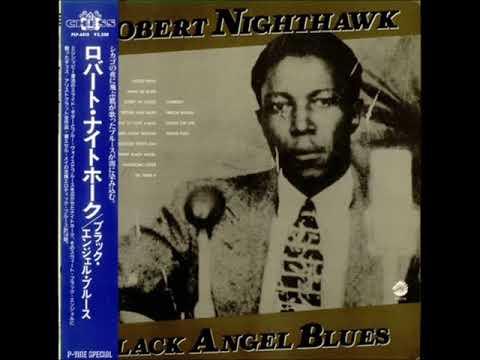 Robert Nighthawk - Black Angel Blues (Sweet Black Angel) [HD]