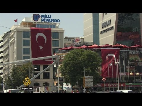 Turkey criticized over post-coup backlash