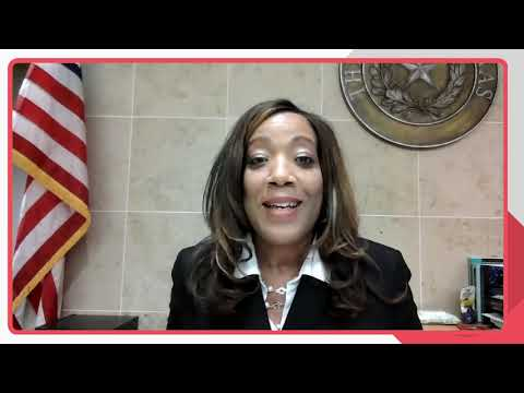 District Judge Angela Tucker  How to Step Up When Collin County Needs You