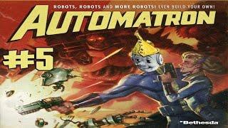 Прохождение Fallout 4 Automatron 5