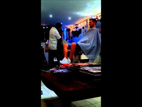 Crows Nest Barbershop Toronto summer 2013