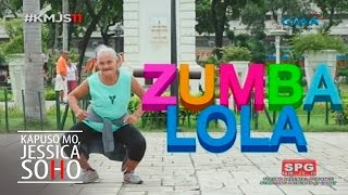 Kapuso Mo, Jessica Soho: Zumba Lola of Cebu