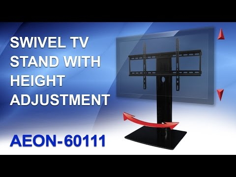 Universal TV Stand for Samsung, Vizio, LG, Sony