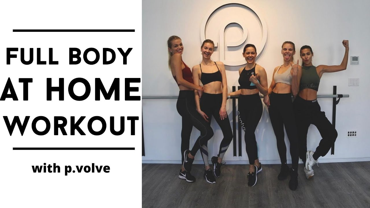 Download Full Body At Home Workout | P.volve | Madison Headrick