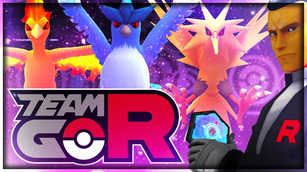 comment avoir un legendaire obscur etude speciale team rocket news pokemon go