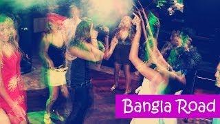 Ночная жизнь на улице Бангла, пляж Патонг, остров Пхукет в Таиланде(Вся ночная жизнь на острове Пхукет сосредоточена на пляже Патонг и на улице Бангла. Там находятся лучшие..., 2013-11-05T10:51:00.000Z)