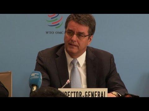OMC: mauvais auspices pour la Conférence de Bali