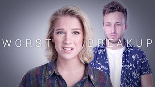 10 People Tell Us About Their Worst Breakup...