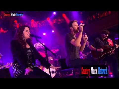 Lady Antebellum At The Concert Hall (47 Minutes)
