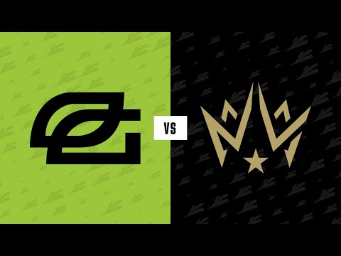 Semi-Finals A | OpTic Gaming LA vs Dallas Empire | Los Angeles Home Series Day 2