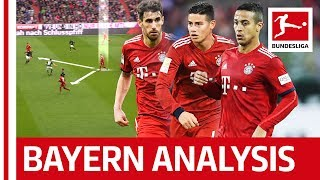 Martinez, Thiago & James - How Bayern's Midfield Masterminds Pull The Strings