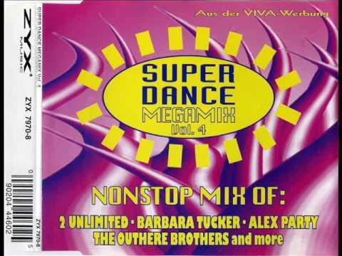 Super Dance Megamix Vol.4