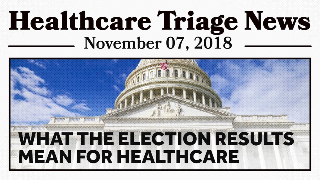Image result for Healthcare Triage News: Election Results Impact the ACA, Medicaid Expansion, and Marijuana