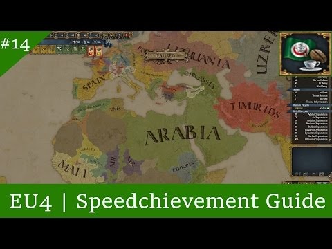 EU4 | Speedchievement: Arabian Coffee