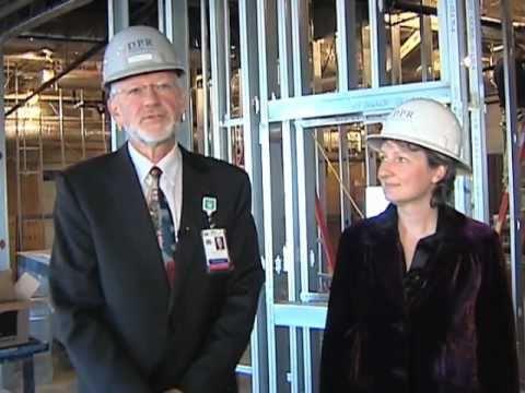 Children's Hospital at Scott & White construction update #2