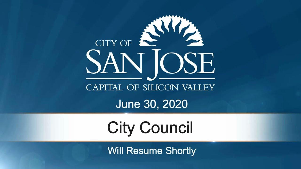 JUN 30, 2020 | City Council, Evening Session