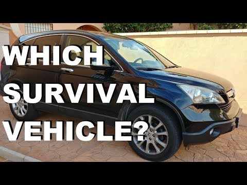 BOV: Survival Vehicle And Items To Keep Handy