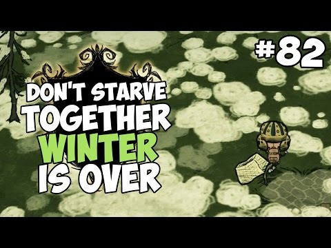 Winter Is Over & New Trinkets Appear - Don't Starve Together Gameplay - Part 82