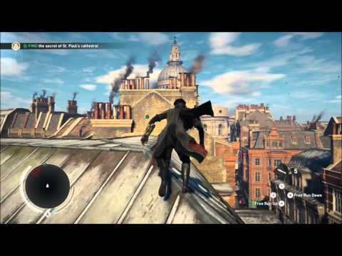 Assassin's Creed Syndicate Find the Secret of St Pauls Cathedral