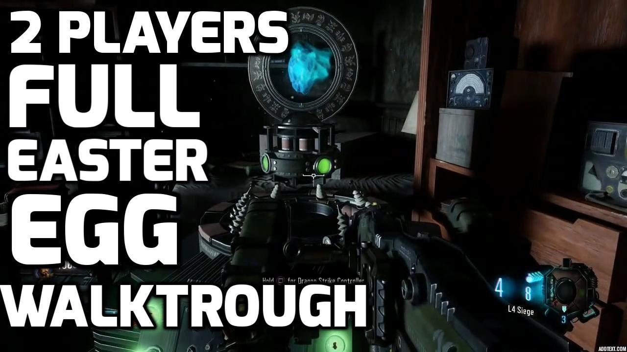 FULL GOROD KROVI EASTER EGG WALKTROUGH GUIDE W 2 PLAYERS - Black Ops 3 Dlc 3