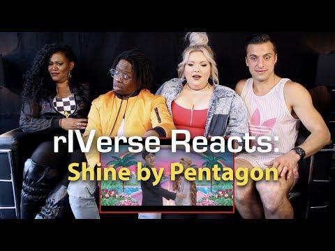 rIVerse Reacts: Shine by Pentagon - MV Reaction