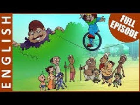 Circus in Dholakpur - Chhota Bheem in English