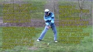 Moe Norman Genius Golfer - Swing Analysis by his Former Caddie