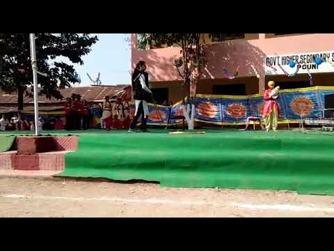 A tribute to Jhansi ki Rani by The Nature's Lap International School Pouni