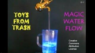 Magic Water Flow | Telugu | Tap Hanging in the Air!