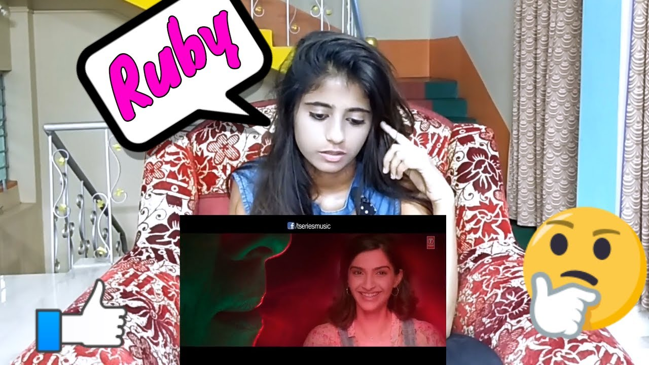 Ruby Ruby Song Reaction by Girls in Action | Sanju ...
