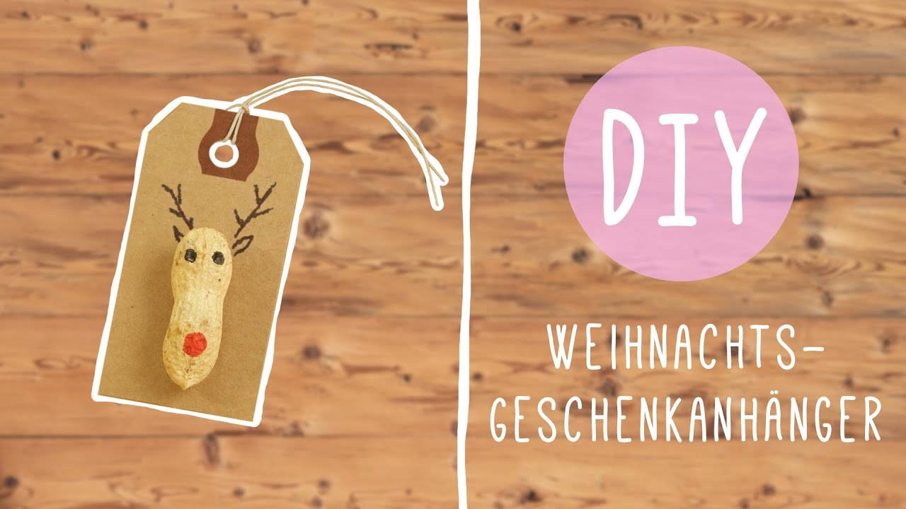 DIY mit Nina Moghaddam: Selbstgemachte Weihnachtsgeschenke-Anhänger ...