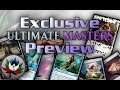 Ultimate Masters Previews – EXCLUSIVE Spoiler & The Best Cards Revealed So Far – MTG!