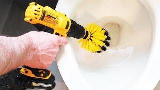 Mata Bor Sikat Elektrik Head Brush Drill Head Cleaning Brush Kepala Sikat Bor Pembersih Paket 3PCS