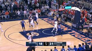 Auburn Men's Basketball vs. UNC-Ashville Highlights