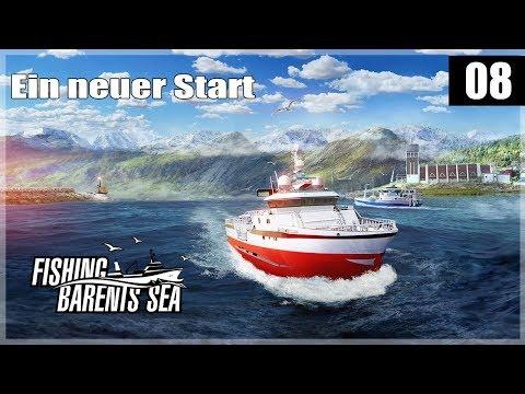 Alles auf Anfang - neue Karriere FISHING BARENTS SEA | Fischerei Simulator Deutsch
