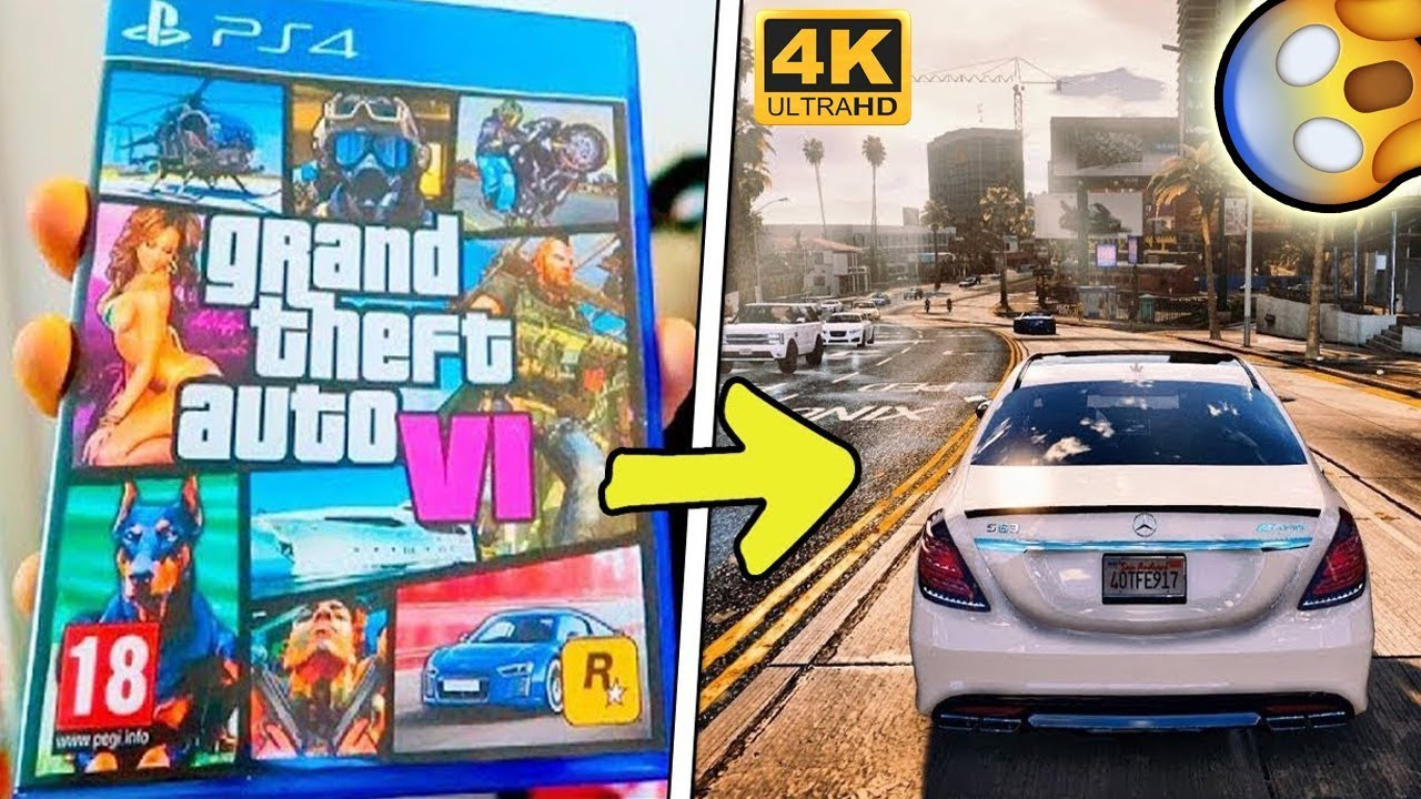 Gta 6 Grand Theft Auto 6 Confirmed Official Trailer