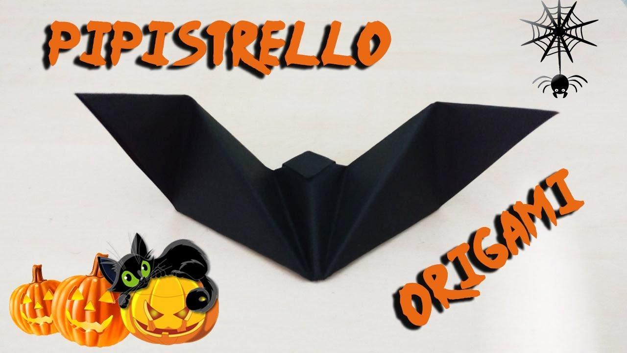 Halloween idea decorazioni  origami animali 2aef2a42fd20