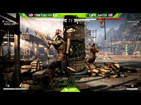 X Battles: EMPR | Jupiter vs YOMI | Forever King
