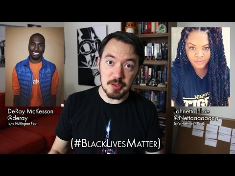 Are Today's Civil Rights Leaders Good Enough? (#BlackLivesMatter)