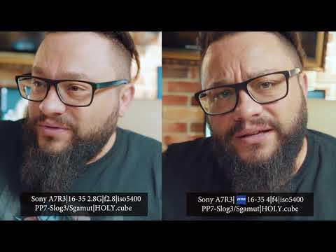 Sony 16- 35 2.8 G & Sony 12-24 4 G Резюме...